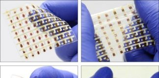 stretchable semiconductors