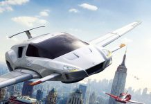 flying cars future